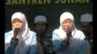 Ihyaut Turost ITS Surabaya Anal Faqir Festival Sholawat Banjari Sunan Kalijogo mp4