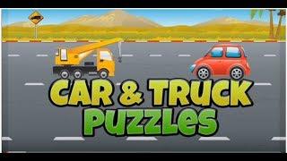 Car Puzzle Parking King -.Car Puzzle For Kids Best  for Kids Car Puzzle Game Toddlers kids children