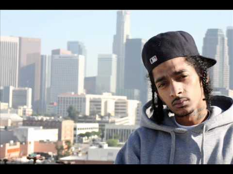 Nipsey Hussle - I Don't Give a Fucc *NEW* 2011