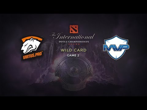 Virtus.pro -vs- MVP.Phoenix, The International 4, Phase 1, Game 2