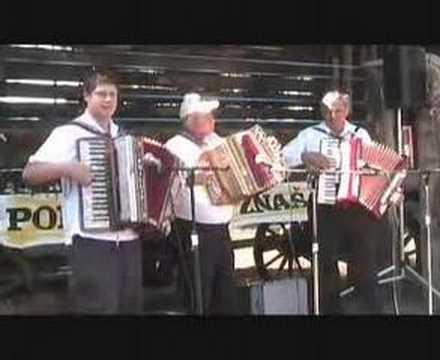 Phillip, Janez & Joe at Slovenian Fest '08 - Trumpet Echoes