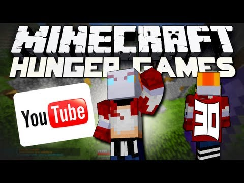SPECIAL Minecraft Hunger Games - Episode #30 w/YouTubers - The Tale of Ninja Nooch!