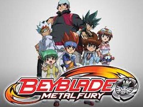 Beyblade metal fury theme song lyrics youtube - Beyblade metal fury 7 ...