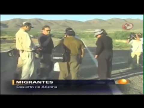 Los Reporteros-Inmigrantes e indocumentados en Arizona 1de5