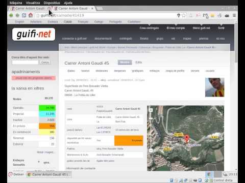 1 - Com crear un Supernode Hibrid - al web de guifi.net