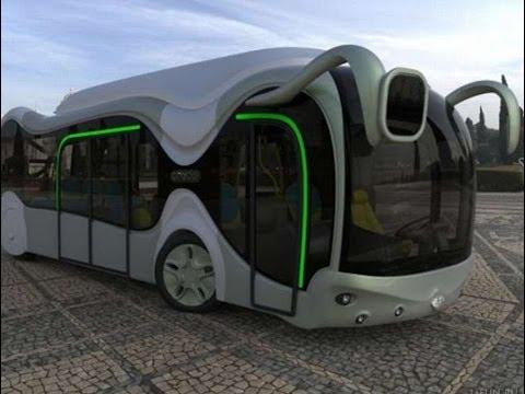 #74. Тюнинг супер автобус