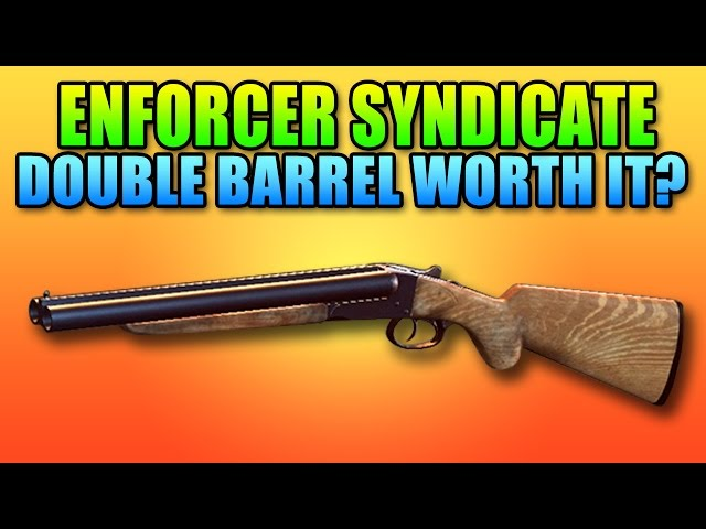 Double Barrel Shotgun Worth It? Syndicate Assignment | Battlefield Hardline
