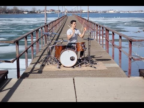 August Burns Red - Provision Drum Cover - Vic Firth Play-Along Contest