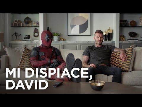 Deadpool 2   Mi dispiace David HD   20th Century Fox 2018