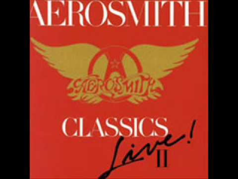 09 Back in the saddle Aerosmith 1986 Classics live CD 2