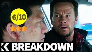 Breakdown: Mile 22 (2018) Mark Wahlberg, Iko Uwais