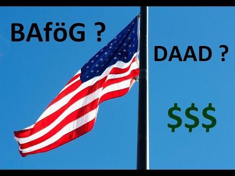 "Auslandsstudium USA: Erste Schritte ""Finanzierung"""