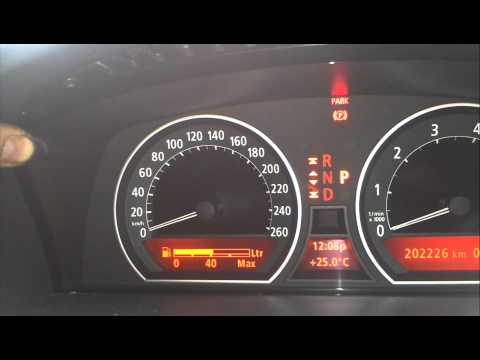 How To Reset Your Brake Pad Sensor Light 2003 Bmw 745 Li How To Save Money And Do It Yourself