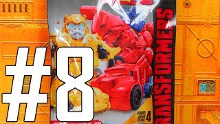 OPENING #8: Transformers Movie Edition Tiny Turbo Series #4
