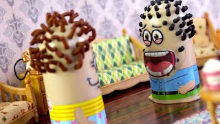 Let's Play With Clay Play-Doh - 'Buzz 'n Cut Barber Shop Set'