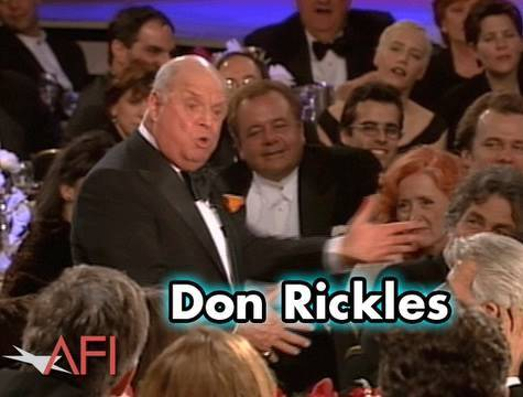 Don Rickles Salutes Martin Scorsese at the AFI Life Achievement Award Video