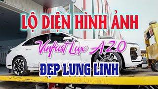 Lộ diện hình ảnh thực tế xe Vinfast LUX A2.0 khi vận chuyển | Thị trường ô tô xe máy