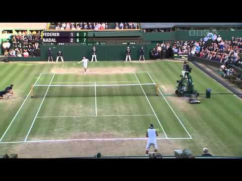 Roger Federer vs Rafael Nadal - Wimbledon 2008 Final (HD)