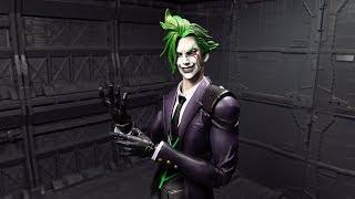 Play Arts Kai: Joker by Tetsuya Nomura Figure Review