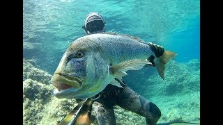 "Spearfishing Croatia - ""Destination unknown"" by Max 2018"