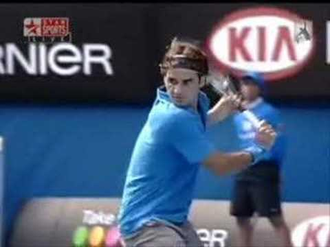 Roger Federer: Backhand Analysis Video