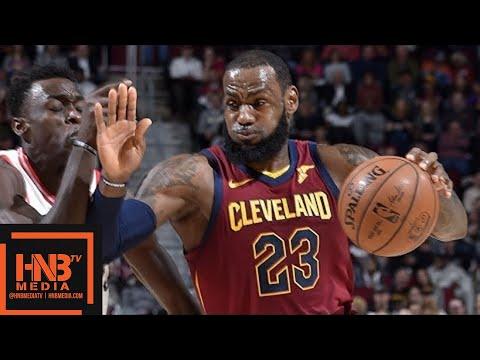 Cleveland Cavaliers vs Toronto Raptors Full Game Highlights / March 21 / 2017-18 NBA Season