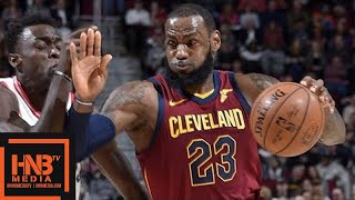 Cleveland Cavaliers vs Toronto Raptors Full Game Highlights / March 21 / 2017-18 NBA Season
