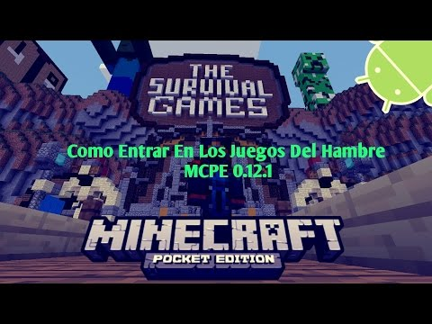Como Entrar A Los Juegos Del Hambre Minecraft Pocket Edition 0.12.1   0.12.2   0.12.3   Lifeboat