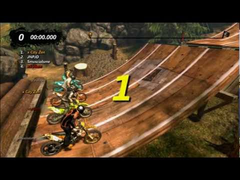 Trials Evolution | CBF360 Summer X-Games 2012 - Round 7 - Supercross Special