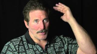 DAN SEVERN ON THE EARLY UFC
