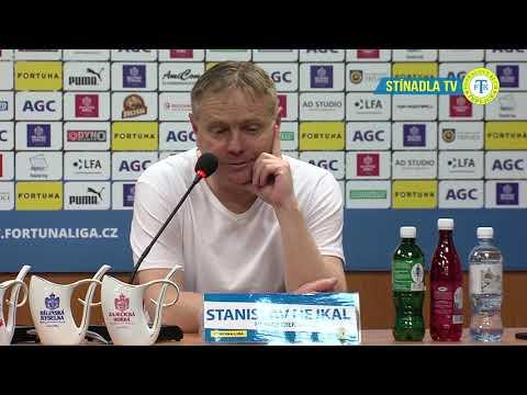 Tisková konfence po utkání s Bohemians (12.4.2019)