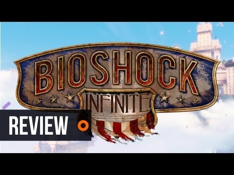 Bioshock Infinite - GamesRadar Video Review