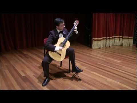 Бах Иоганн Себастьян - Gigue - Lute Suite No3 Bwv 995