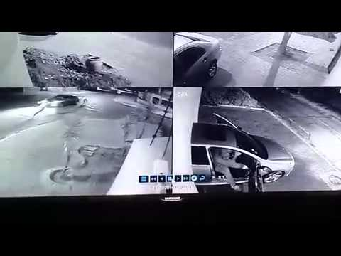 Golf 6R hijacking attempt