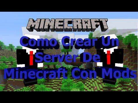 Como Crear Un Server De Minecraft Con Mods (Forge y Hamachi)   1.7.2 y 1.7.10   TheWalkerRR