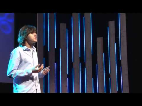 How the oceans can clean themselves: Boyan Slat at TEDxDelft