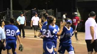 Marina Centrone commenta l'Europeo di Softball 2014