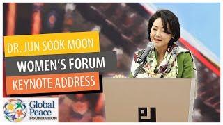 Women's Leadership Forum Keynote Address | GPC2019 | Dr. Jun Sook Moon