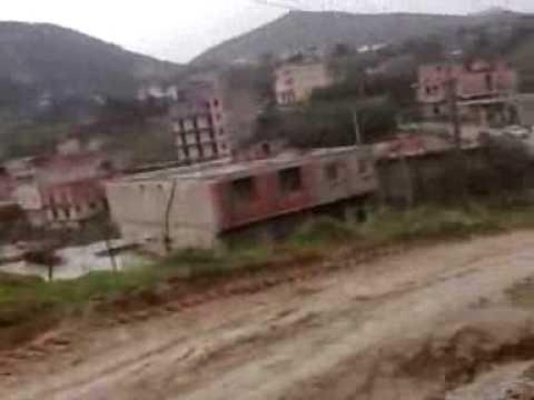 Le lotissement de la Honte à Collo wilaya de Skikda