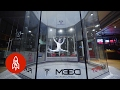 This Indoor Skydiver Dances On Air mp3
