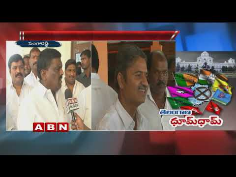 TRS Leader Mahipal Reddy Face to Face over Election Campaign