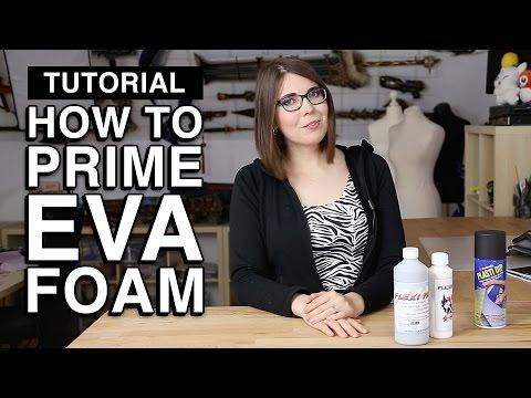 How to Prime your EVA Foam Armor