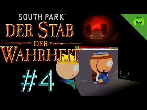 SOUTH PARK # 4 - Chaosalarm «»  Let's Play Der Stab der Wahrheit| FULL HD
