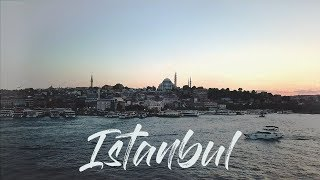 Istanbul Travel Video (2018)