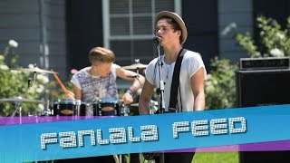 The Vamps Get Ready to Release 'Hurricane' Music Video