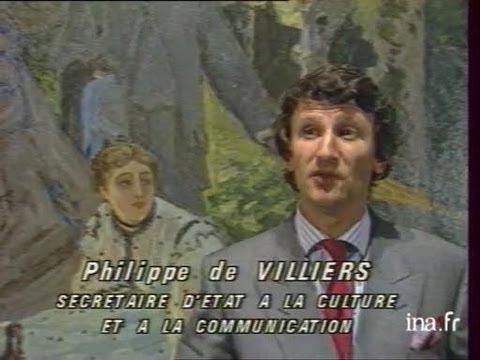 Tableau Monet, musée d'Orsay