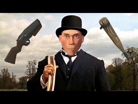 TF2: Oddjob Scout [Live Commentary]