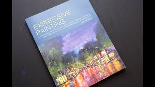 Expressive Painting by Joseph Stoddard (book flip)