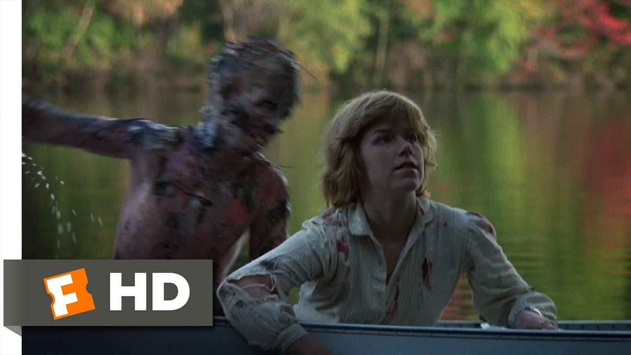 Friday The 13th 10 10 Movie Clip He S Still There