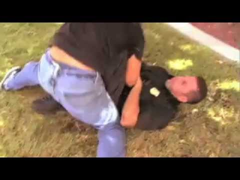 Cutting Edge Ground Fighting DVD, Police Defensive Tactics Image 1